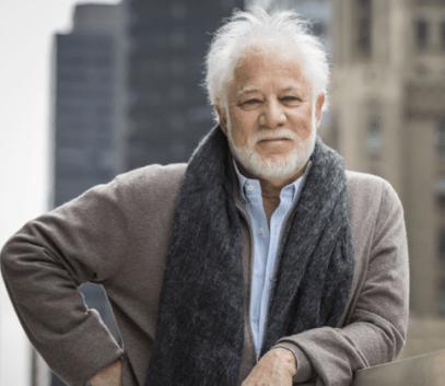 Michael Ondaatje, mentor de literatura