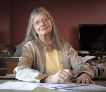 Jennifer Tipton, mentora de teatro
