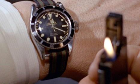 James Bond Goldfinger.