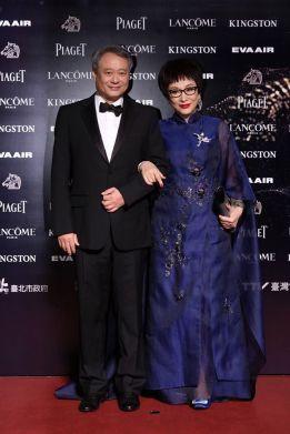Ang Lee y Hsu-Feng