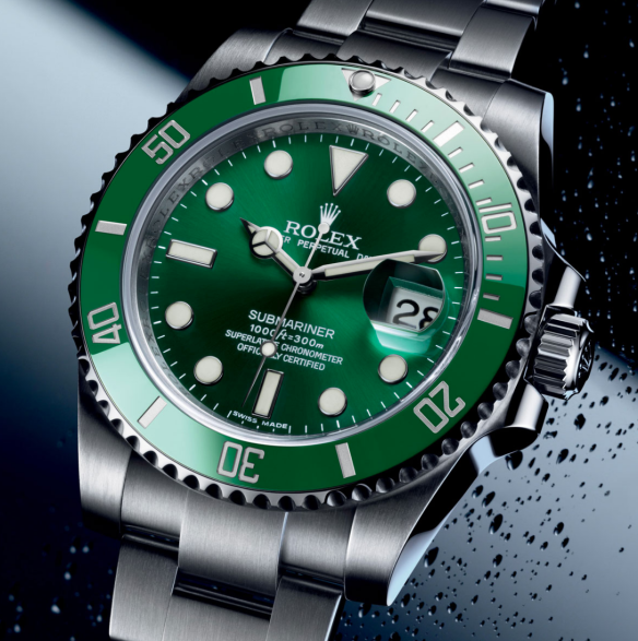 Rolex-Oyster Perpetual Submariner Date2