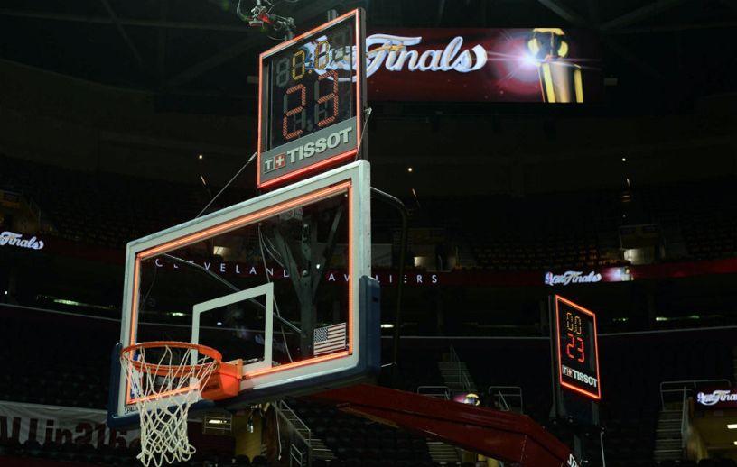 TISSOT- Cronometrador Oficial de la NBA-7-2016