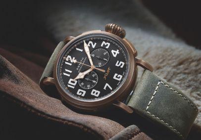 Pilot Extra Special Chronograph-Zenith-1