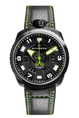 BS45APBA.045-3.3_Black-Green_front_1