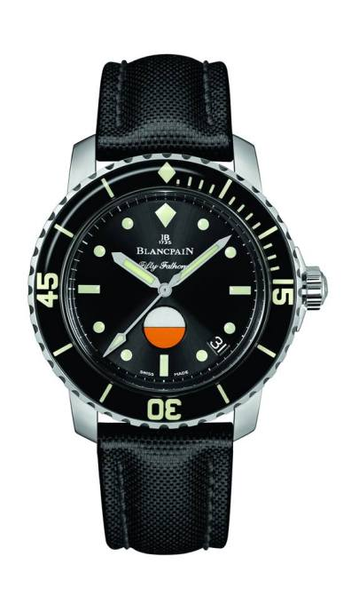 Blancpain Tribute to Fifty Fathoms MIL-SPEC-3