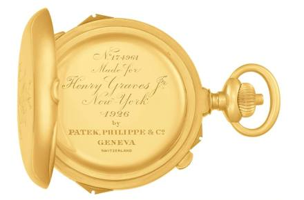 Patek-Philippe-Art-of-Watches-Grand-Exhibition-New-York-2017-Henry-Graves-Jr-1
