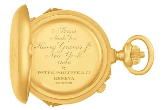 Patek-Philippe-Art-of-Watches-Grand-Exhibition-New-York-2017-Henry-Graves-Jr-1