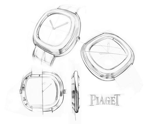 Piaget-Sketch