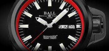 BALL Watch Engineer Hydrocarbon Devgru-5
