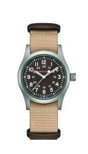 Hamilton-Khaki Field Mechanical 38mm-46