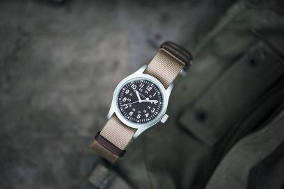 Hamilton-Khaki Field Mechanical 38mm-5