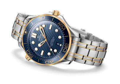 Omega-The Seamaster Diver 300M-Baselworld-2018-4