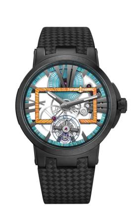Executive Skeleton Tourbillon Hyperspace-3