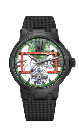 Executive Skeleton Tourbillon Hyperspace-5