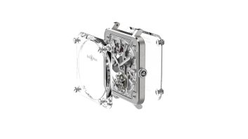 BR-X2 Tourbillon Skeleton Tourbillon Micro-Rotor-2