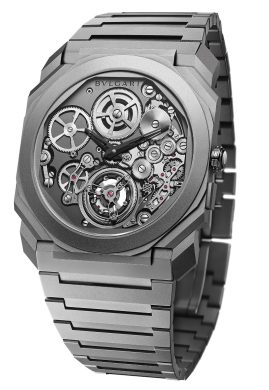 Bvlgari Octo Finissimo Tourbillon Automatic Skeleton