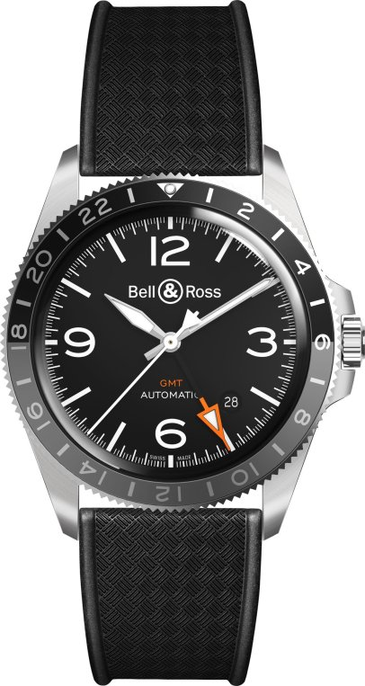Bell & Ross BRV2-93 GMT 24 H-2