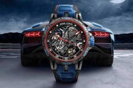 Excalibur Aventador S Blue-Lamborghini