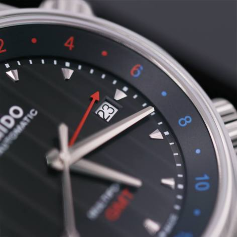 Mido Multifort GMT-
