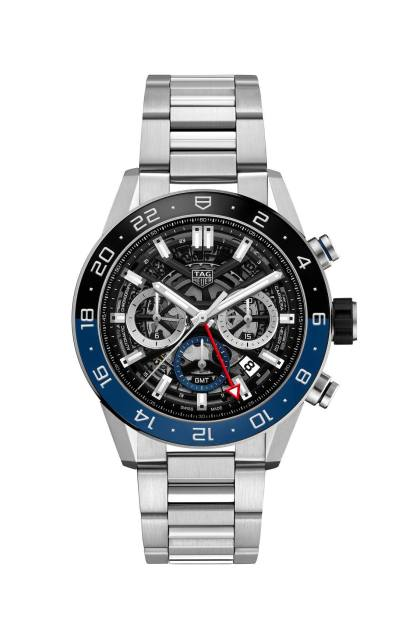 TAG Heuer Carrera Chronograph GMT-2