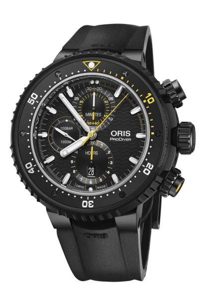 Oris ProDiver Dive Control Limited Edition-2019-Watches-World-8