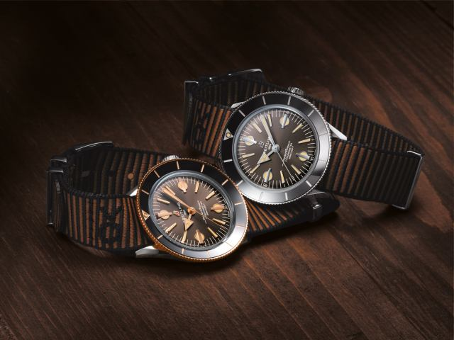 Breitling Superocean Heritage 57 Outerknown, sumérgete a lo sostenible