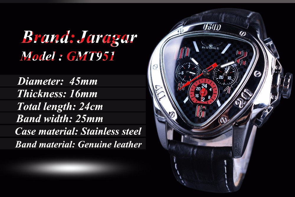 Jaragar Watch GMT951