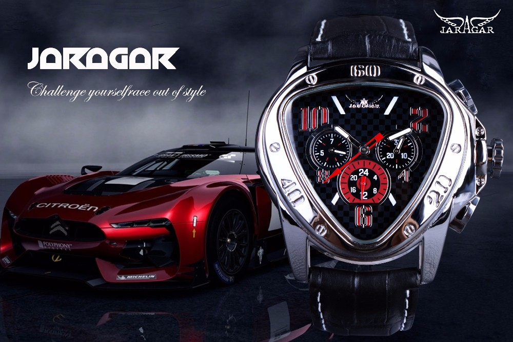 Automatic Jaragar Watch