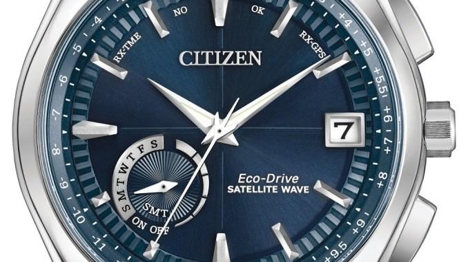 SATELLITE WAVE – Citizen CC3020-57L