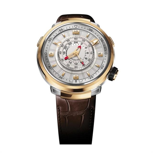 Fabergé Visionnaire Chronograph Gold