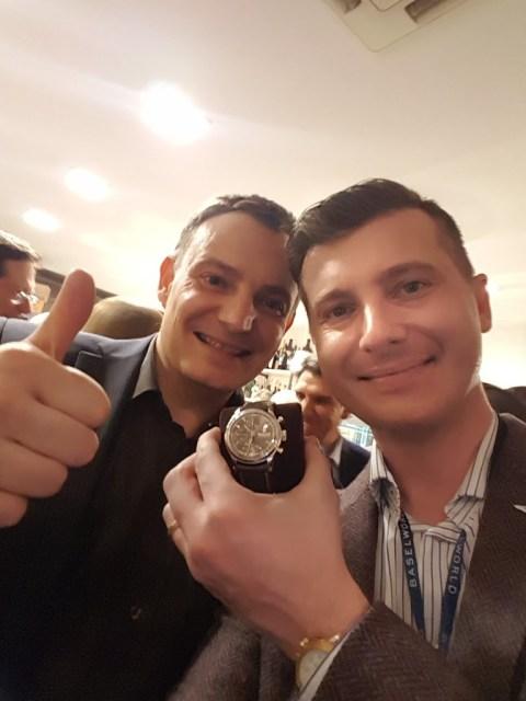 Sebastian Muller & Andrei Kluska