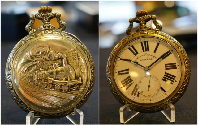 Lonville Pocket Watch