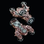MB&F Horological Machine N°9 'Flow' - HM9 movement