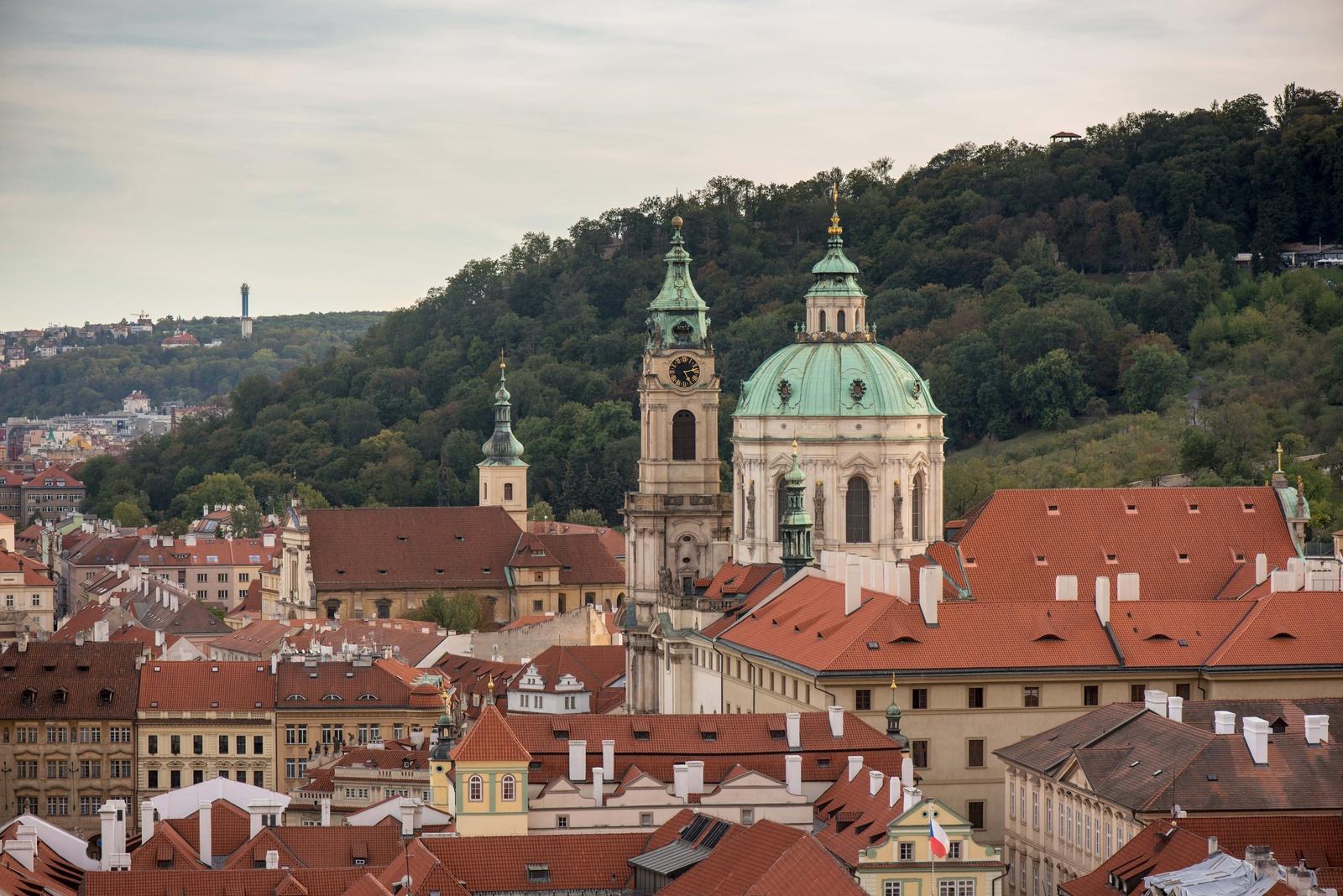 "Czapek & Cie Quai des Bergues ""Tribute to Czechia - 100th Anniversary"" Prague"