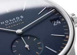 Our DUW 6101 works wonders—in this case, a tailor-made date display for each watch model. Orion features a large date window at three o'clock.
