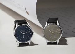 Nomos Orion Neomatik Olive Gold Midnight Blue