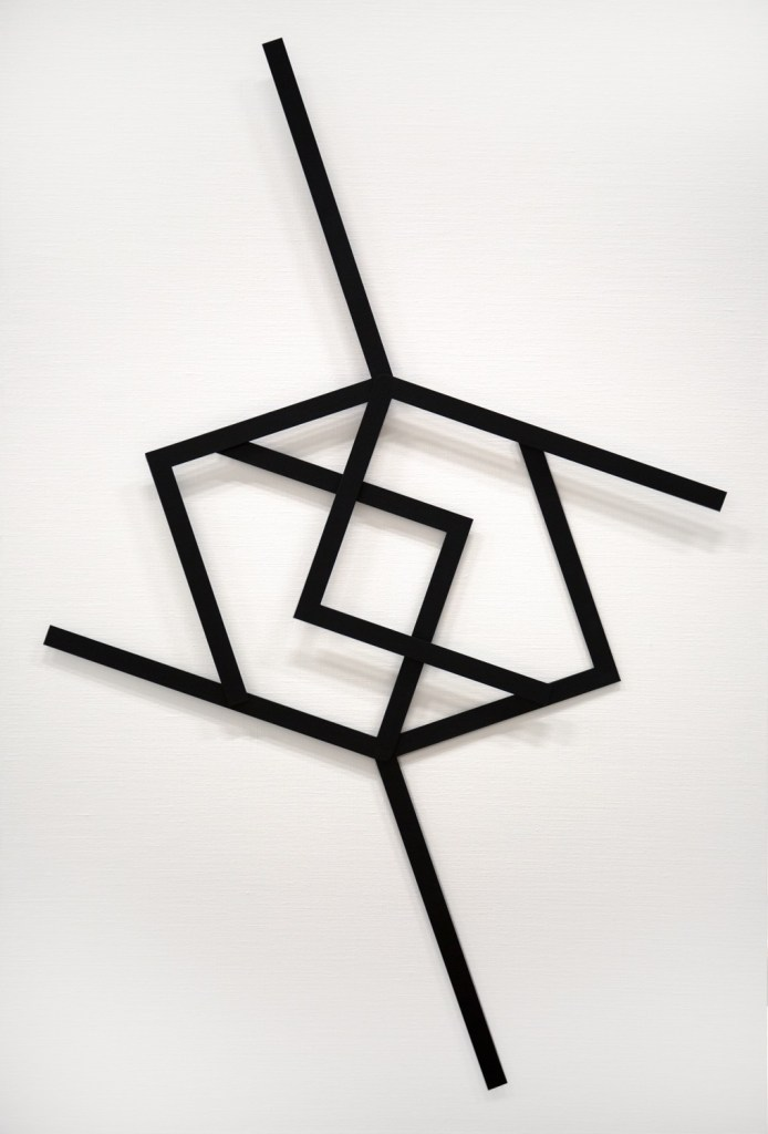"""Dynamic Structures"" by Willem van Weeghel"