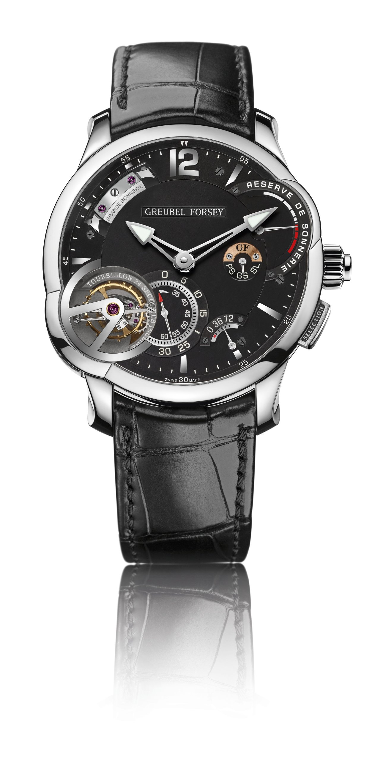 Greubel Forsey Grand Sonnerie