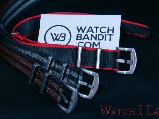 Watchbandit NATO strap