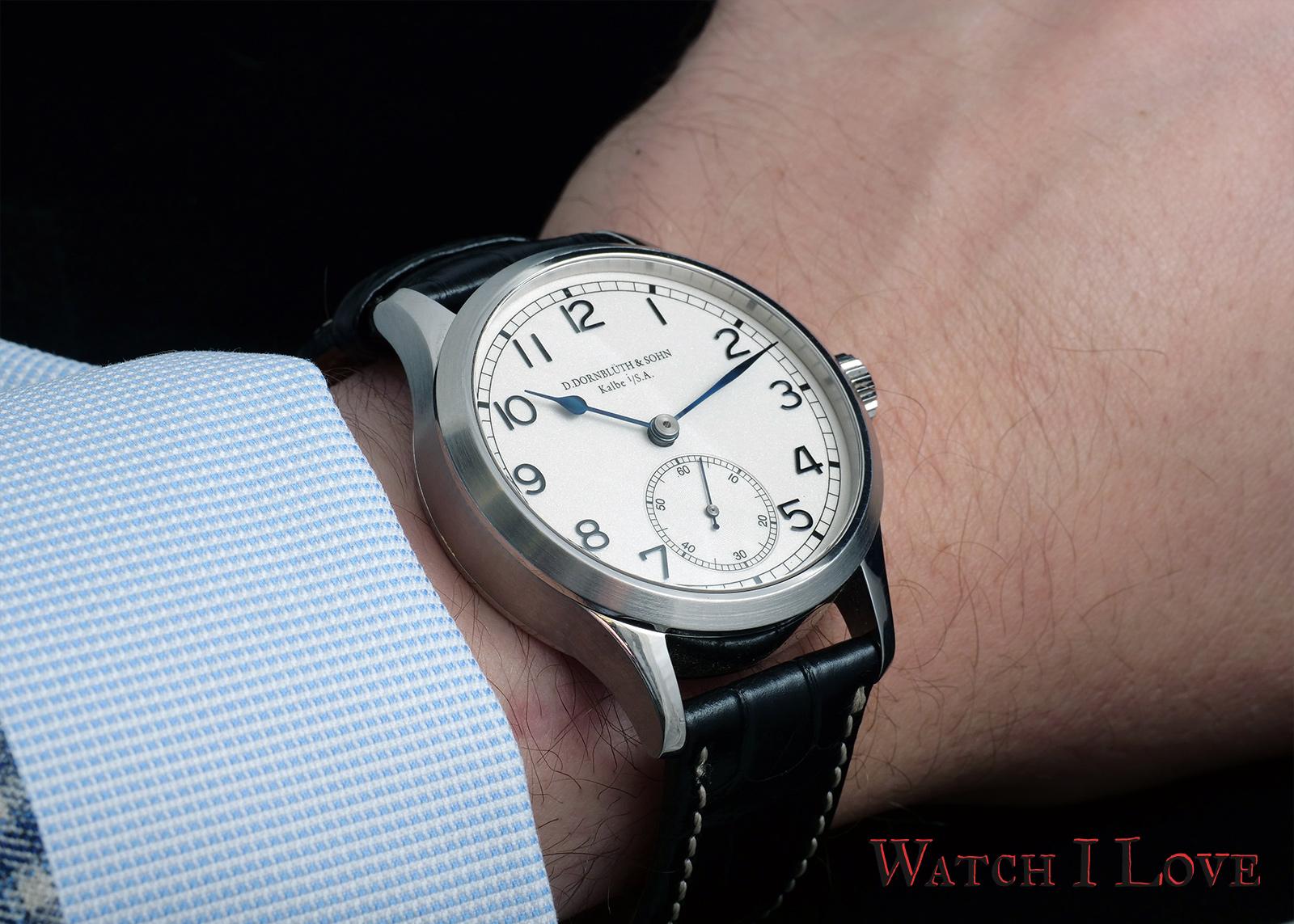 Dornbluth Q-2010 Classic wrist