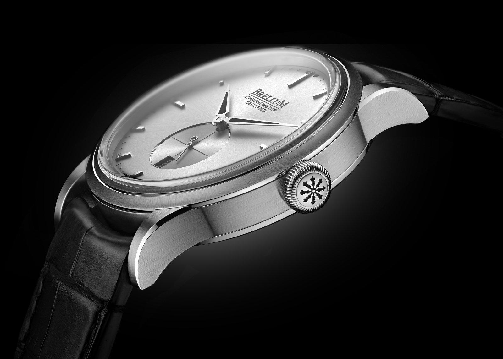 """Brellum WYVERN Classic """"Petite Seconde"""" Chronometer"""