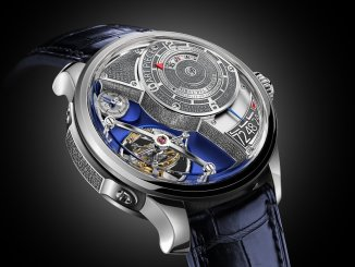 GREUBEL FORSEY ART PIECE EDITION HISTORIQUE COVER
