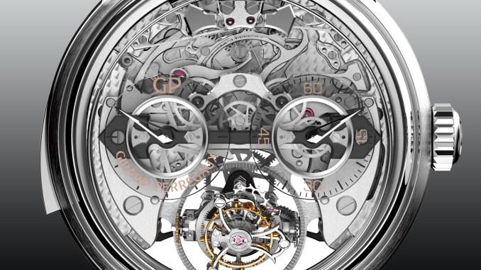 Girard-Perregaux Minute Repeater Tri-Axial Tourbillon