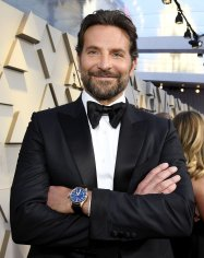 Bradley Cooper wearing IWC at the 91st Annual Academy Awards 01
