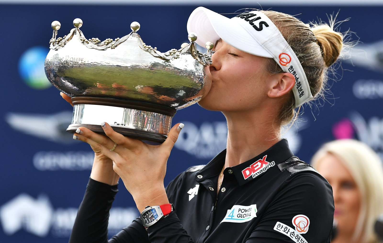 NELLY KORDA IS NEWLY A RICHARD MILLE PARTNER