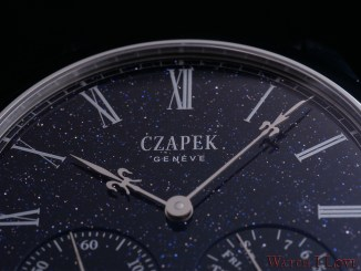 Czapek Midnight in Geneva Dial detail
