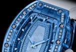 Richard Mille's Gemset Sapphire RM 07-02