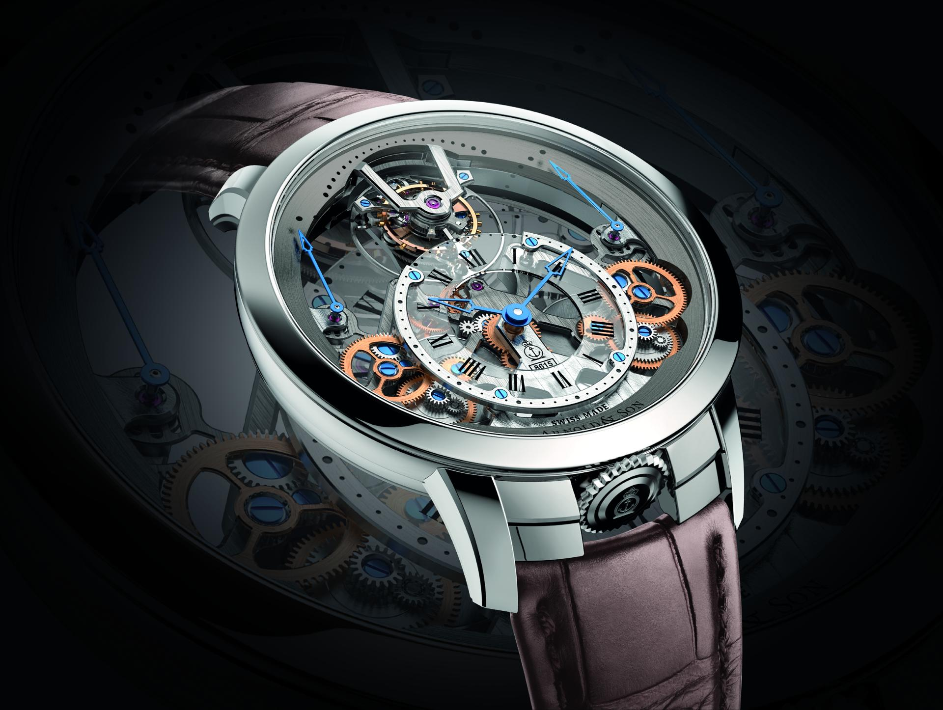 Time Pyramid Tourbillon