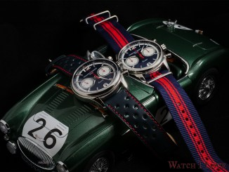 Frederique Constant Vintage Rally Healey Chronograph
