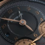 Montblanc Star Legacy Nicolas Rieussec Chronograph time display